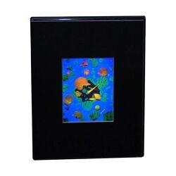 3d Baseball Hologram Picture Desk Stand Collectible Embossed Type Film