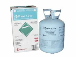 DUPONT SUVA CHEMOURS R134A REFRIGERANT 30LB CAN