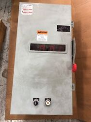 Eaton Cutler Hammer Safety Switch Dh364udkw2-gp 200 Amp 600 Volt Non Fusible