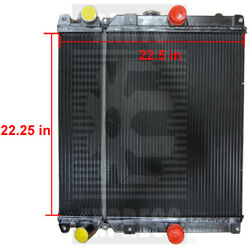 New Holland Radiator Part Wn-87648127 For Skid Steers L180 L185 L190 C185 C190