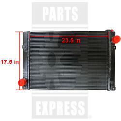 Radiator Part Wn-84379154 For Case Ce And New Holland Skid Steers L223 L225 L228
