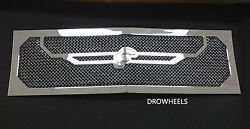 Forgiato Buick Regal Mesh Grill Grille Weave Chrome Grills Grilles 1981 - 1983