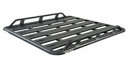 Rhino Rack 05-18 Fits Nissan Frontier D40 4dr Pick Up Crew Cab Pioneer Elevation