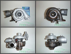Turbocharger Citroen Picasso 1.6 Hdi Fap Melett Chra Fitted Not Chinese