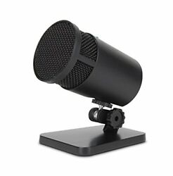 Cyber Acoustics USB Condenser Microphone for Podcasts Gaming Vocal Music Studio