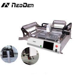 Surface mounting PCB Assembly robot for pick and place work Neoden3v J
