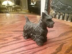 Scotty Dog Figurine 3