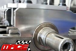 Mace Billet Steel Main Caps And Girdle For Ford Barra E-gas 240t 245t 270t 4.0l I6