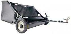 Tow Lawn Sweeper 42 In. 12 Cu. Ft. Agri Fab Stamped Steel Housing Riding Mower