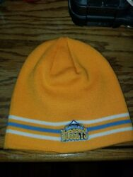 New Officially Licensed Nba Denver Nuggets Beanie