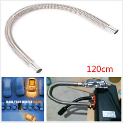 Durable 120cm Exhaust Pipe For Air Diesel Parking Heater For Car Truck Boat