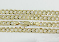 16-24 4.7mm 18k Yellow Gold Open Link Chain New Solid Italian Necklace 2380