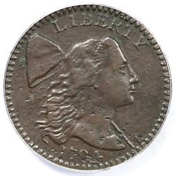 1794 S-38 R-5 Anacs Ef 40 Details Head Of 94 Liberty Cap Large Cent Coin 1c