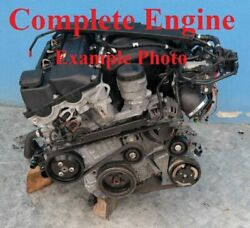 Bmw 1 Series E81 E87 Lci E90 116i 316i 115hp N45n Bare Engine N45b16a With 63k M