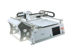 2 heads 44 feeders desktop pick and place machine for SMT assembly-EW