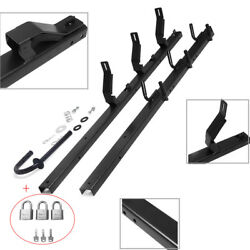3-place Weedeater Trimmer Racks Open Trailer With Free 3 Lb Trim Line Rack