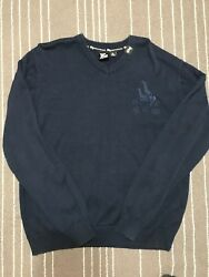 Lifted Research Group LRG Sweater Pull Over Men XLarge XL Hoodie Jacket V Neck $16.56