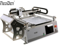 Visual NeoDen3V SMT SMD pick and place machine with 42 feeders for prototype-J