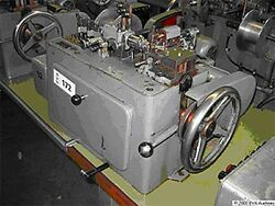 Small Theodore Bechtold Germany Curb Chain Making Machine - Good Condition