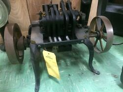 Rare Antique Cable Chain Machine - Link Making Germany Circa 1890