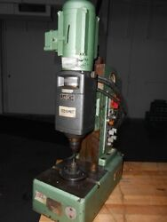 Jauch Pin Inserter / Spin Rivet / Riveting Model Tn1e2 In Excellent Condition