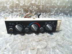 96-99 CHEVY TAHOE GMC SIERRA DASH AC HEATER CLIMATE TEMPERATURE CONTROL OEM 3