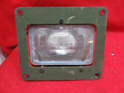 Military Speaker Rectangle Work Light Military