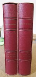 Axel Munthe The Book San Michele 2 Flight Illustrious By Louis Clauss 1952 Eo No