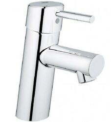 Grohe Concetto Basin Mixer Fixed Outlet Wels 5 Star Chrome German Brand