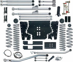 Rubicon Expr. Extreme Duty Standard Front And Rear Suspension For 03-06 Wrangler