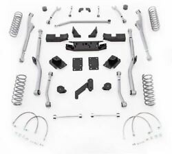 Rubicon Expr. Extreme-duty Standard Front And Rear Suspension For 07-18 Wrangler