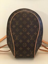 AUTHENTIC Louis Vuitton Ellipse Sac A Dos Back pack