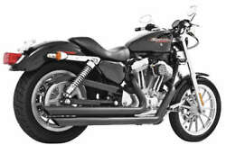 Freedom Performance Patriot LG Exhaust System For 2004-2016 Harley-Davidson Fort