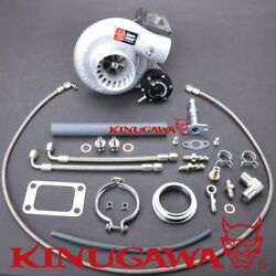 Kinugawa Sts Billet Turbo For Toyota 1hz Land Cruiser Td05h-20g W/ 6cm T3 V-band