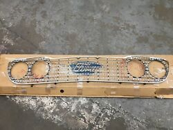 1960 Ford Starliner Galaxie Fairlane Grill - Very Nice Used Condition
