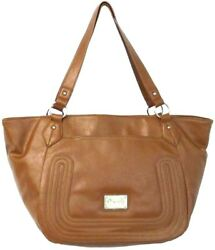Nine West Designer Bags Copacabana Tote in Nutmeg $29.00