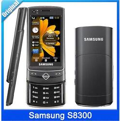 Samsung S8300 3g Slider Mobile Phone 2.8 Touch Screen A-gps 8mp Camera