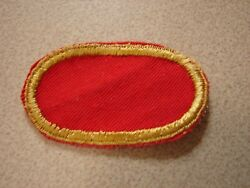 Original Ww2 82nd Airborne 782 Ordnance Maint. Co. Para-wing Oval Patch