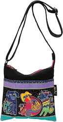 Laurel Burch LB2075 Artistic Totes Crossbody 10quot;X10quot; Dogs amp; Doggies $22.91