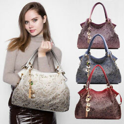 Women Casual Messenger Tote Shoulder Bags Leather Fashion Bolsa Designer Handbag