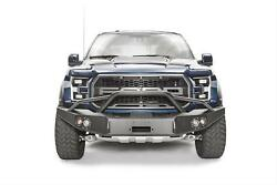 Fab Fours Premium Winch Pre-runner Bumpers For 17-18 Ford F-150 Ff17-h4352-1