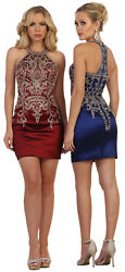 DESIGNER SHORT PROM COCKTAIL BIRTHDAY PARTY CRUISE DRESSES HOMECOMING GRADUATION