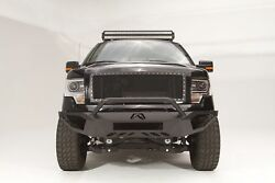 Fab Fours Vengeance Front Bumper For 2009-2014 Ford F-150 Ff09-d1952-1