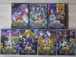 Used Saint Seiya The Hades Chapter - Sanctuary All Chapter Set Dvd Japan Import