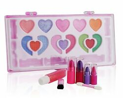 Pinkleaf Beauty Girls Washable Makeup Cosmetic kit Special Designed For Kids $10.99