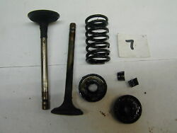 Briggs And Stratton 18hp 350777 Vanguard Twin Ohv Engine Oem - Valves And Springs