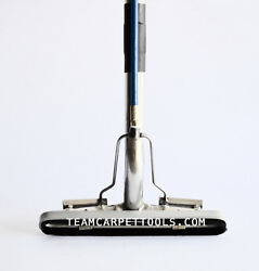14 4-jet S-bend Hard Surface Tile And Grout Cleaning Brush Wand Floor Scrubber