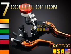 Hydraulic Brake Master Cylinder Clutch Lever fit for 22mm Universal Motorcycles