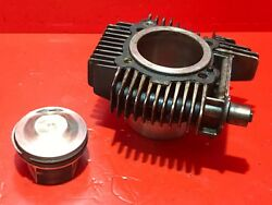 Multistrada 620 Monster S2r 620ss Front Horizontal Cylinder Barrel And Piston
