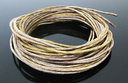 141 Amazing 00's Western Electric Cloth 18ga Wire 3.5m 4pc For 300b Amplifier